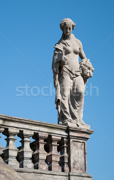 Old statue Stock photo © Johny87