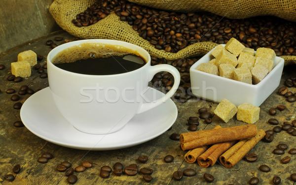 Still life with coffee Stock photo © Johny87