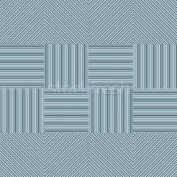 örnek mavi kiremitli soyut model Stok fotoğraf © jomaplaon