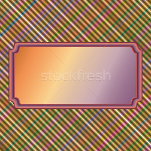 örnek ürün etiket soyut arka plan Stok fotoğraf © jomaplaon