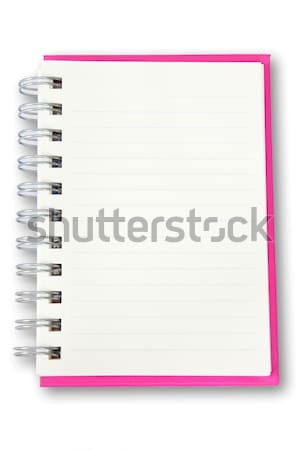 notebook Stock photo © jomphong