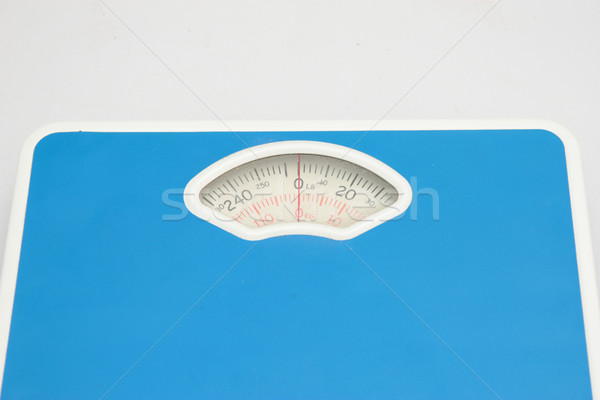 Weighing machine Stock photo © jomphong