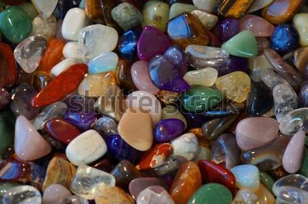 Colore gemme nice lusso regalo diamante Foto d'archivio © jonnysek