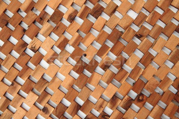 wooden cubes background Stock photo © jonnysek