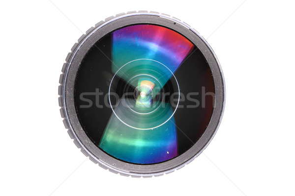 camera lense  Stock photo © jonnysek