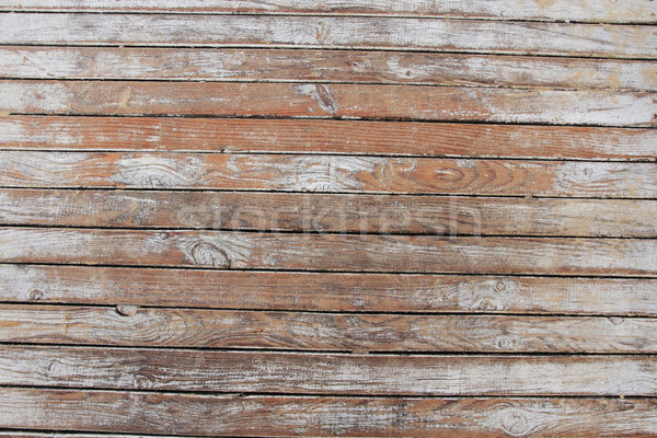 old white wood texture Stock photo © jonnysek