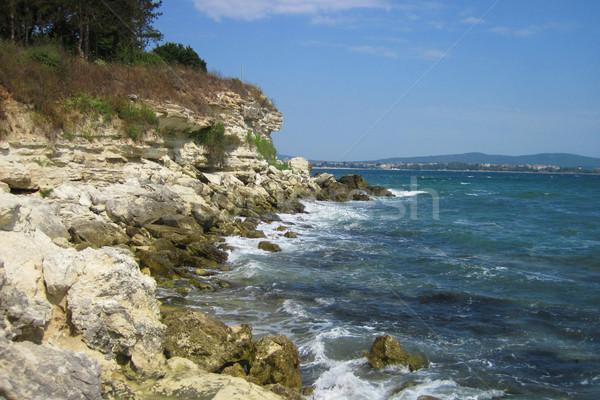 bulgarian black sea Stock photo © jonnysek