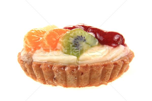 fruit dessert isolated Stock photo © jonnysek