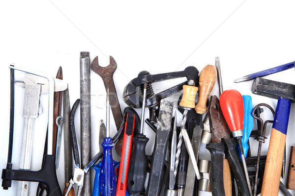tool mechanical Stock photo © jonnysek