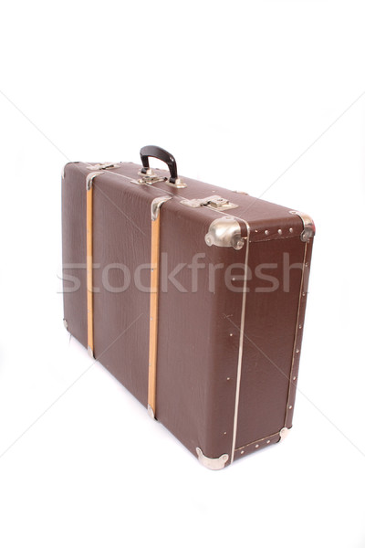 old baggage Stock photo © jonnysek