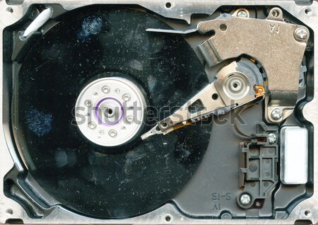 hard drive detail Stock photo © jonnysek