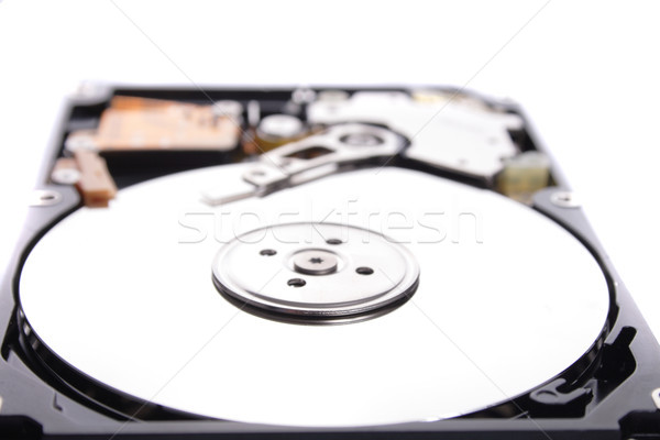 hard drive Stock photo © jonnysek