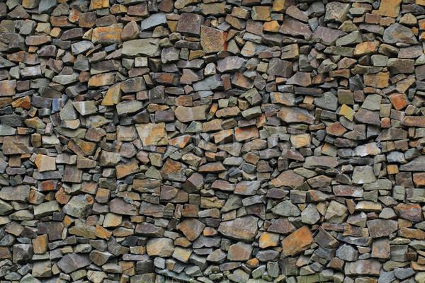 stone wall texture Stock photo © jonnysek