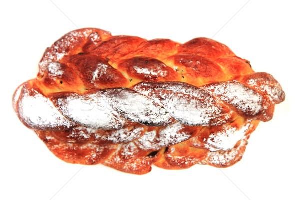 traditional czech christmas twist bread  Stock photo © jonnysek