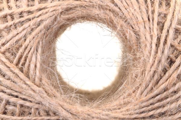 glomerule from the rope Stock photo © jonnysek