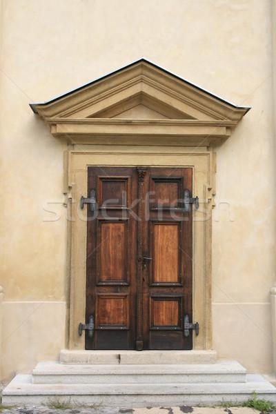 old door Stock photo © jonnysek