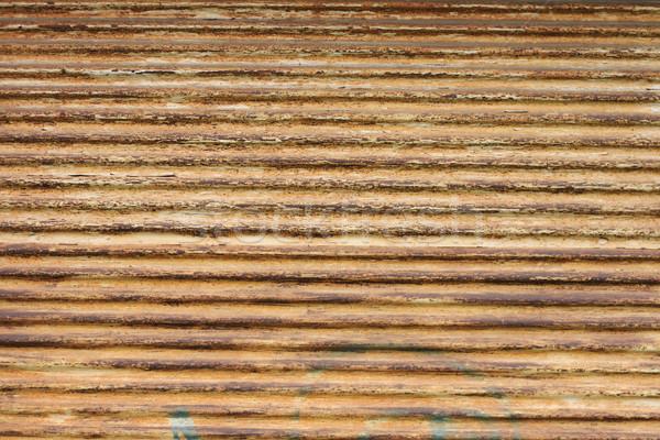 metal surface Stock photo © jonnysek