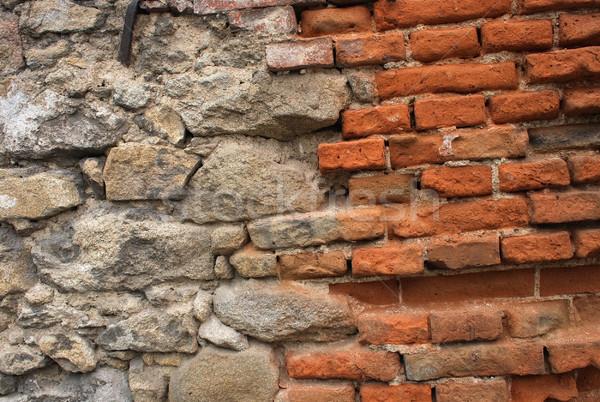 old wall texture Stock photo © jonnysek