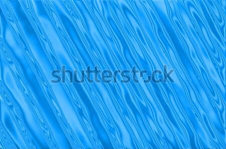 Absztrakt kék víz generált textúra terv Stock fotó © jonnysek