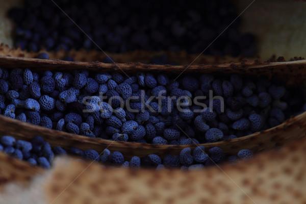 Pipacs magok textúra szép természetes virág Stock fotó © jonnysek