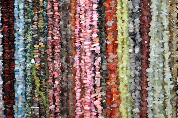 Kleur mineralen mooie natuurlijke textuur natuur Stockfoto © jonnysek