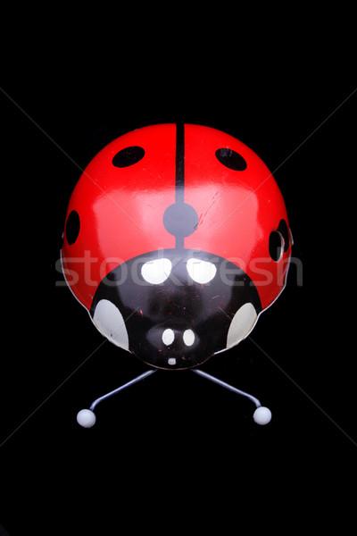 ladybug toy Stock photo © jonnysek
