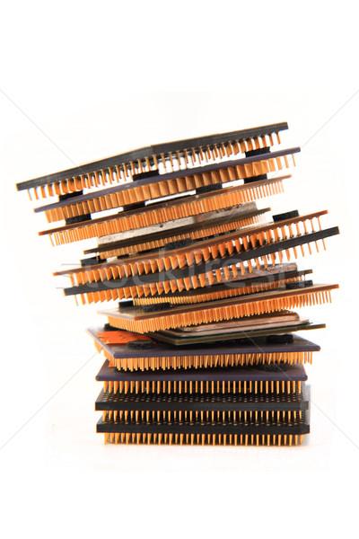 microprocessors Stock photo © jonnysek