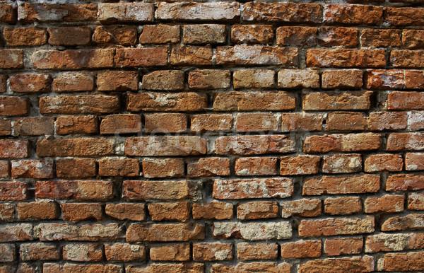 old brick wall texture Stock photo © jonnysek