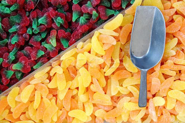 sugar soft jelly candies Stock photo © jonnysek