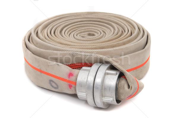 fire fighter hose  Stock photo © jonnysek