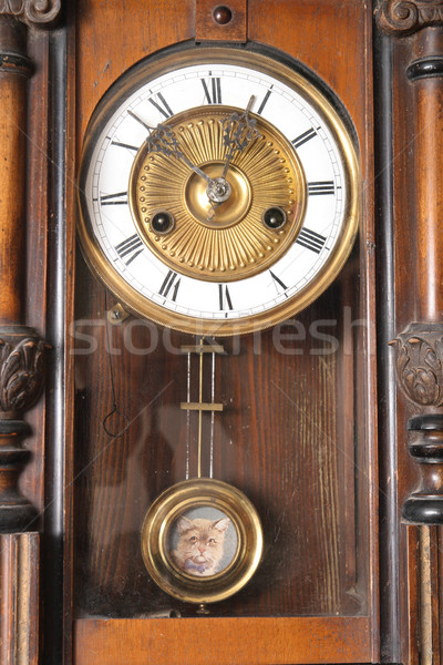 old clock Stock photo © jonnysek