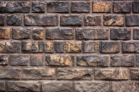 stone wall  Stock photo © jonnysek