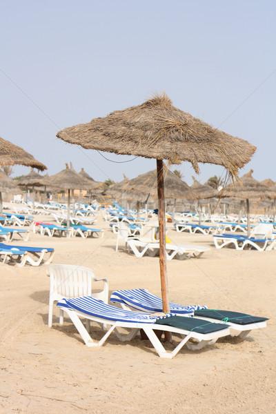 tunisian beach  Stock photo © jonnysek