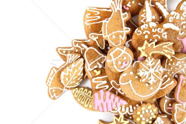 czech traditional ginger bread Stock photo © jonnysek