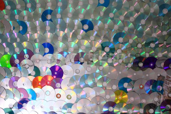 色 cd データ いい 技術 ビジネス ストックフォト © jonnysek