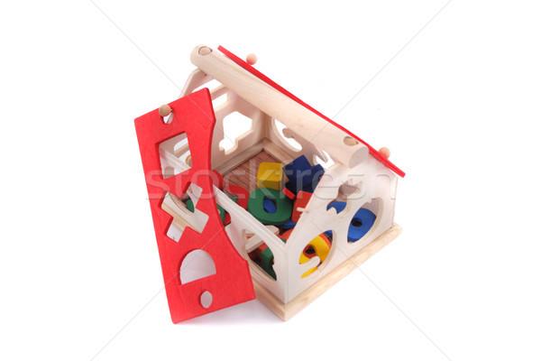 toy house Stock photo © jonnysek