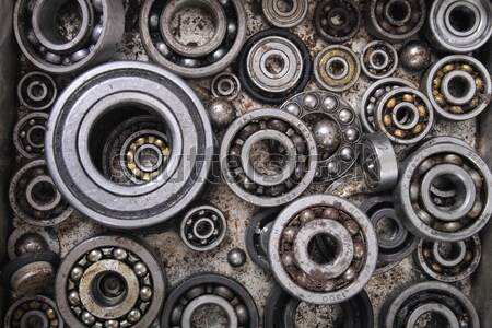 bearing background Stock photo © jonnysek