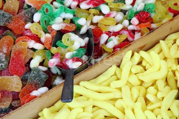 sweet soft color candies  Stock photo © jonnysek