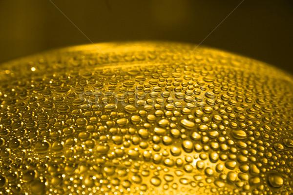 beer texture Stock photo © jonnysek