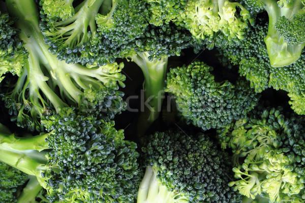 Fraîches vert brocoli alimentaire Nice groupe Photo stock © jonnysek
