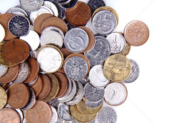 チェコ語 お金 テクスチャ 背景 クラウン 現金 ストックフォト © jonnysek