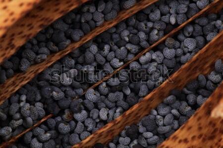 Pipacs részlet szép étel csoport szakács Stock fotó © jonnysek