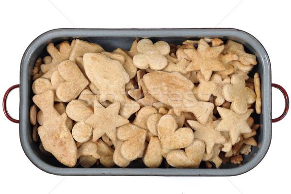 czech christmas cookies  Stock photo © jonnysek