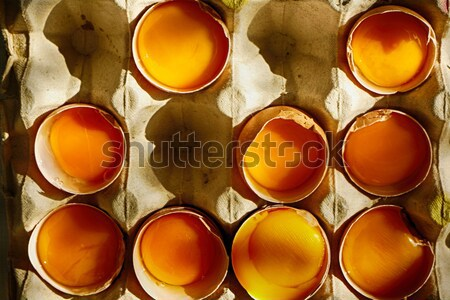 eggs Stock photo © jonnysek