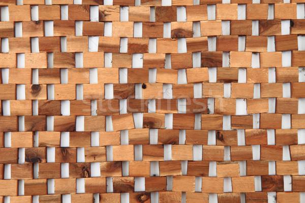 wooden cubes texture Stock photo © jonnysek