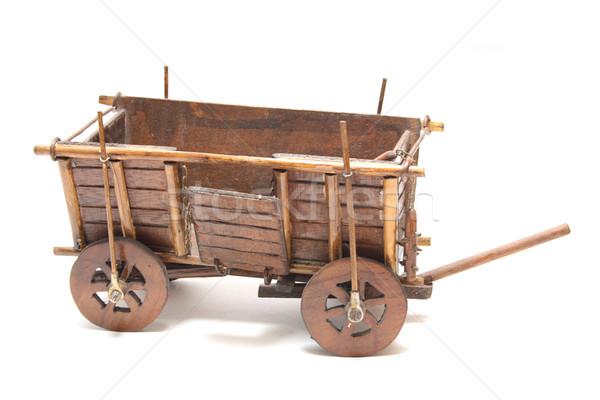 old vehicle  Stock photo © jonnysek