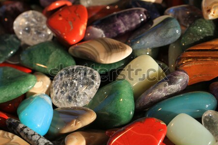 color natural gems background Stock photo © jonnysek