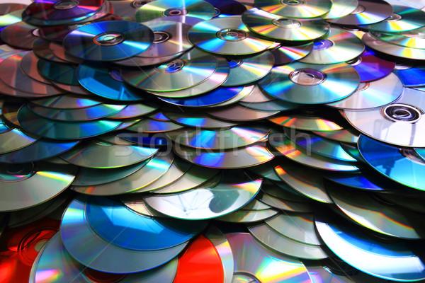 Cd データ メディア いい 技術 ビデオ ストックフォト © jonnysek
