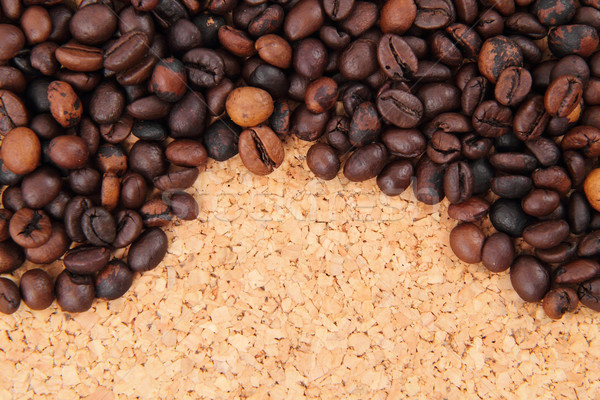 кофе Nice пить текстуры продовольствие кофе Сток-фото © jonnysek