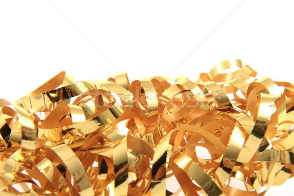 лента текстуры Nice роскошь вечеринка Сток-фото © jonnysek
